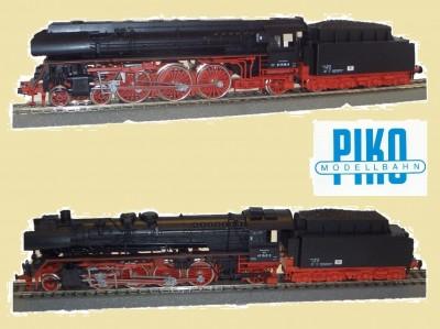 DDR Piko Dampflok