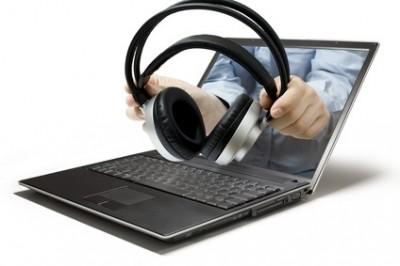 Das Musikarchiv im Laptop