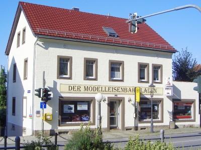Der Modelleisenbahnladen