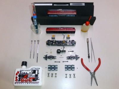Modellbahn Werkstatt