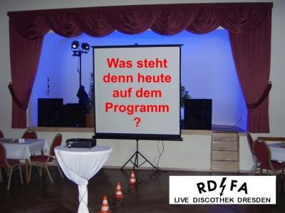 Unterhaltungsprogramm
