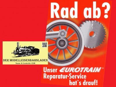 Modellbahn Reparatur Service