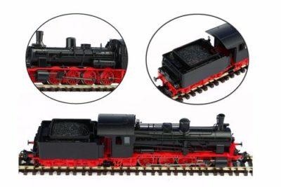 TT Dampflok BR 55 von PIKO